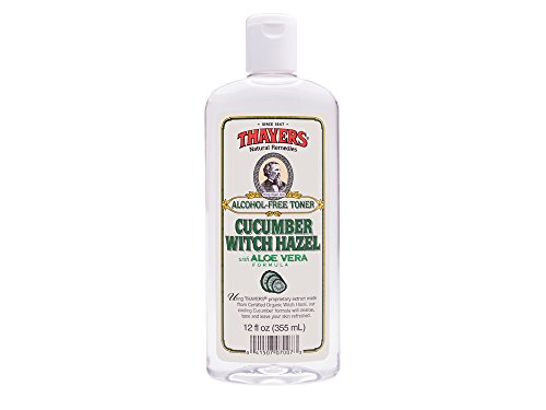 Thayer Cucumber Witch Hazel with Aloe Vera Formula