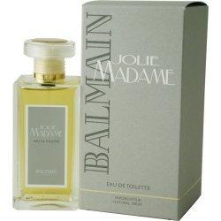 Jolie Madame By Pierre Balmain For Women. Eau De Toilette Spray 3.4 Oz.