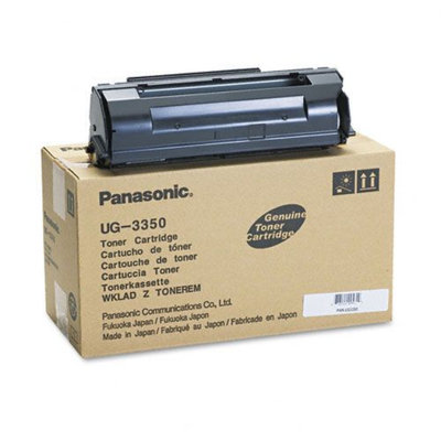 Panasonic UG3350 Ug3350 Toner 7500 Page-yield Black
