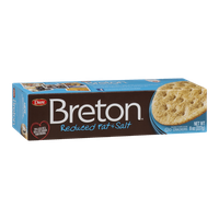 Dare Breton Crackers Reduced Fat & Salt