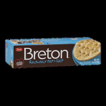 Dare Breton Crackers Reduced Fat & Salt