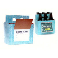 Beer Greetings BG1003 Birthday Candles Wine Gift Pack 0.13 x 10 x 10.75 in.