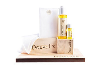 Douvall's All in One Gift Set (Argan Oil Cleanser