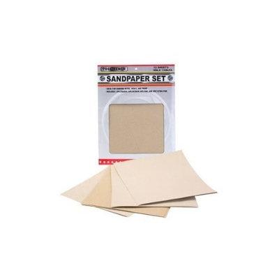 Tool Bench Sandpaper Set