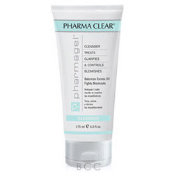 Pharmagel Pharma Clear Anti-Bacterial Cleanser 6 oz.