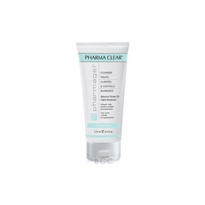 Pharmagel Pharma Clear Anti-Bacterial Cleanser 6 oz.