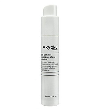 Kyoku for Men Electric Pre Shave Optimizer Shaving Cream Skin Care For Men Shaving Products For Men Shaving