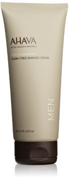 AHAVA Time to Energize Foam-Free Shaving Cream for Men