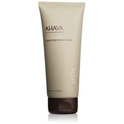 AHAVA Time to Energize Foam-Free Shaving Cream for Men