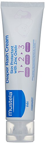 Mustela 123 Diaper Rash Cream