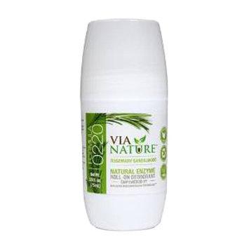 Via Nature Deodorant Roll On