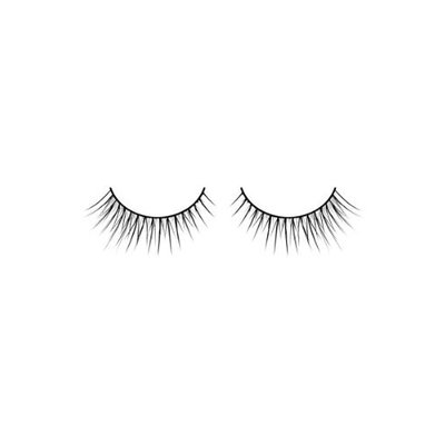 Baci Natural Look Style No.674 Deluxe Eyelashes with Adhesive Included