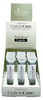 EZ FLOW Fade Away Cuticle Remover Display