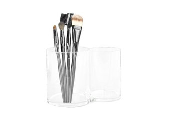SOHO 4pc Face Set - PLUS - SOHO Duo Brush Cylinder Acrylic Organizer Bundle