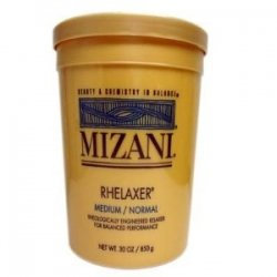 Mizani Rhelaxer for Medium and Normal Hair for Unisex