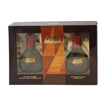 Antonio Puig Agua Brava 2 Piece Gift Set for Men