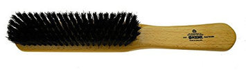 Kent CG1 Handcrafted Clothes Brush Black Bristle