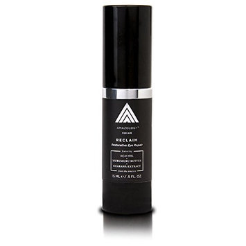 Amazology RAINFOREST Men's Anti-Aging Eye Repair Gel with Açaí Oil