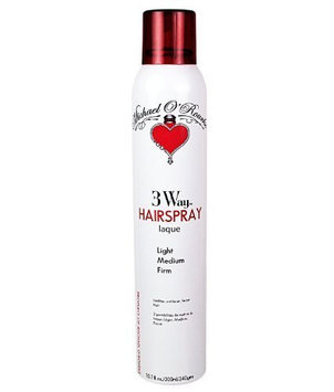 3 Way Hair Spray Unisex Hair Spray by Michael O'Rourke