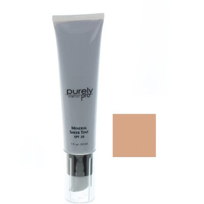 Purely Pro Cosmetics Mineral Sheer Tint