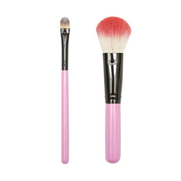 ON&OFF PINKLOVE BRUSH COLLECTION Concealer and Foundation Brush