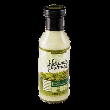 Nature's Promise Organics Organic Creamy Caesar Dressing