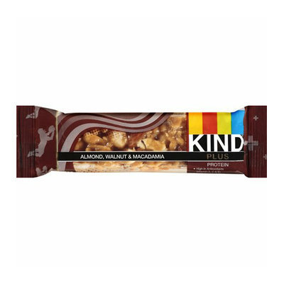 Kind Fruit & Nut Kind Bar Almond Walnut and Macadmia Case of 12 1.4 oz