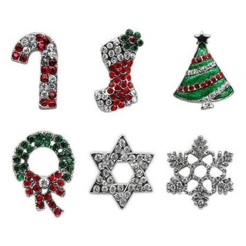 Mirage Holiday 10mm Slider Charms Star of David .