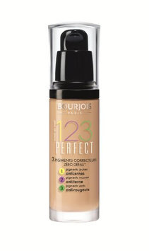 Bourjois Fond de Teint 123 Perfect Foundation for Women