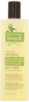 North American Hemp Company Body Wash Refreshing Gel