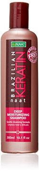 Nunaat Brazilian Keratin Deep Moisturizing Shampoo