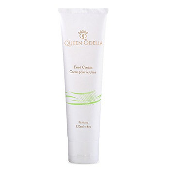 Queen Odelia Nourishing Foot Cream with Cactus Oil and Dead Sea Mineral