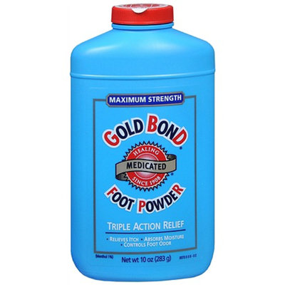 Gold Bond Triple Action Medicated Foot Powder