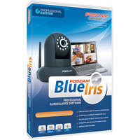 Blue Iris BLUIRIS Professional Surveillance Software