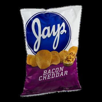 Jays Potato Chips Bacon Cheddar