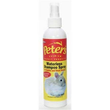 Peter's Waterless Rabbit Shampoo