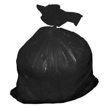 NORTH AMERICAN PLASTICS BK3663 Trash Bags,55 gal,5.5 mil, PK50