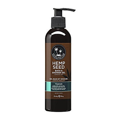 Hemp Seed Bath & Shower Gel