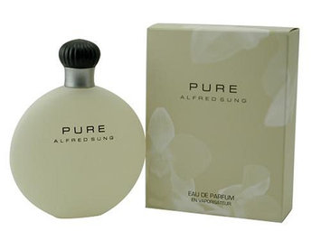 Pure By Alfred Sung For Women. Eau De Parfum Spray 3.4 Ounces