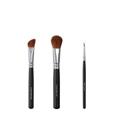 ON&OFF Trio Angle Blender and Thin Liner Brush