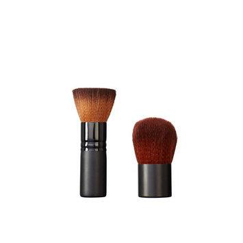 Makeover Vegan Love Mini Wide Flat Top and Buki Brush
