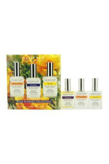 Demeter Wild Flowers Collection 3 Piece Gift Set for Women