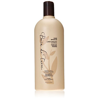 Bain de Terre Sweet Almond Oil Long and Healthy Shampoo for Unisex
