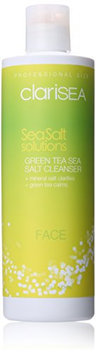 Clarisea Green Tea Sea Salt Face Cleanser