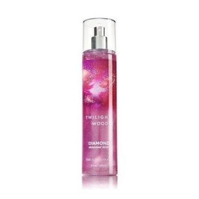 Bath & Body Works® Signature Collection TWILIGHT WOODS Diamond Shimmer Mist