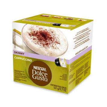 Nestlé' Usa NescafeA 16-Count Dolce GustoA Skinny Cappuccino Capsules