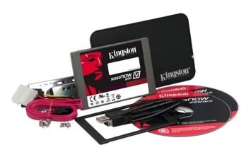 Kingston Technology - SSDNow V200 128GB Internal Serial ATA II Solid State Drive for Laptops