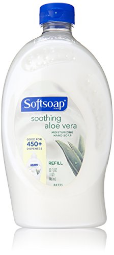 Softsoap Liquid Hand Soap Aloe Refill