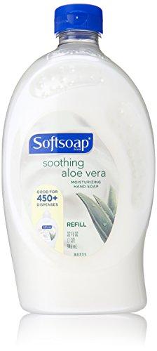 Softsoap Liquid Hand Soap Aloe Refill