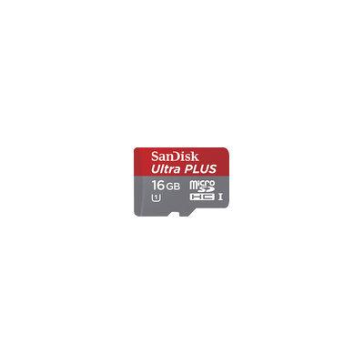 Sandisk Ultra Plus 16GB Memory Card
